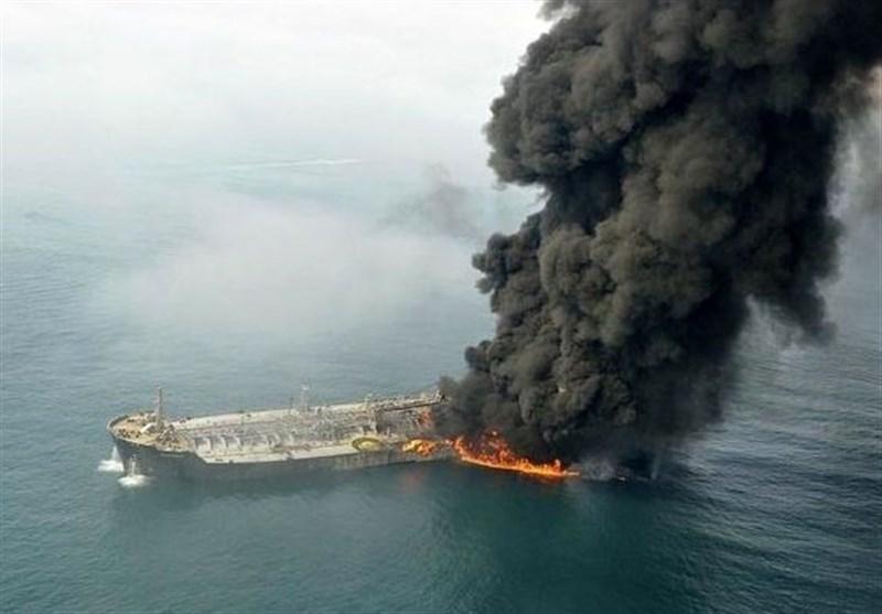 یام تسلیت  در پی حادثه تلخ و ناگوار جان باختن کارکنان نفتکش سانچی :
