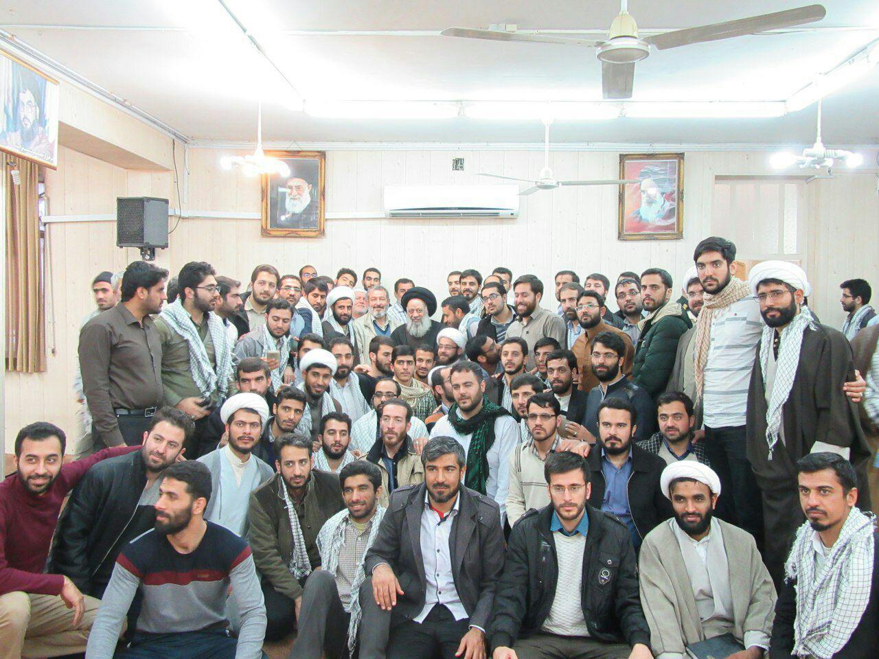 دیدار سردار محمود آبادی رئیس موسسه کوثر سپاه