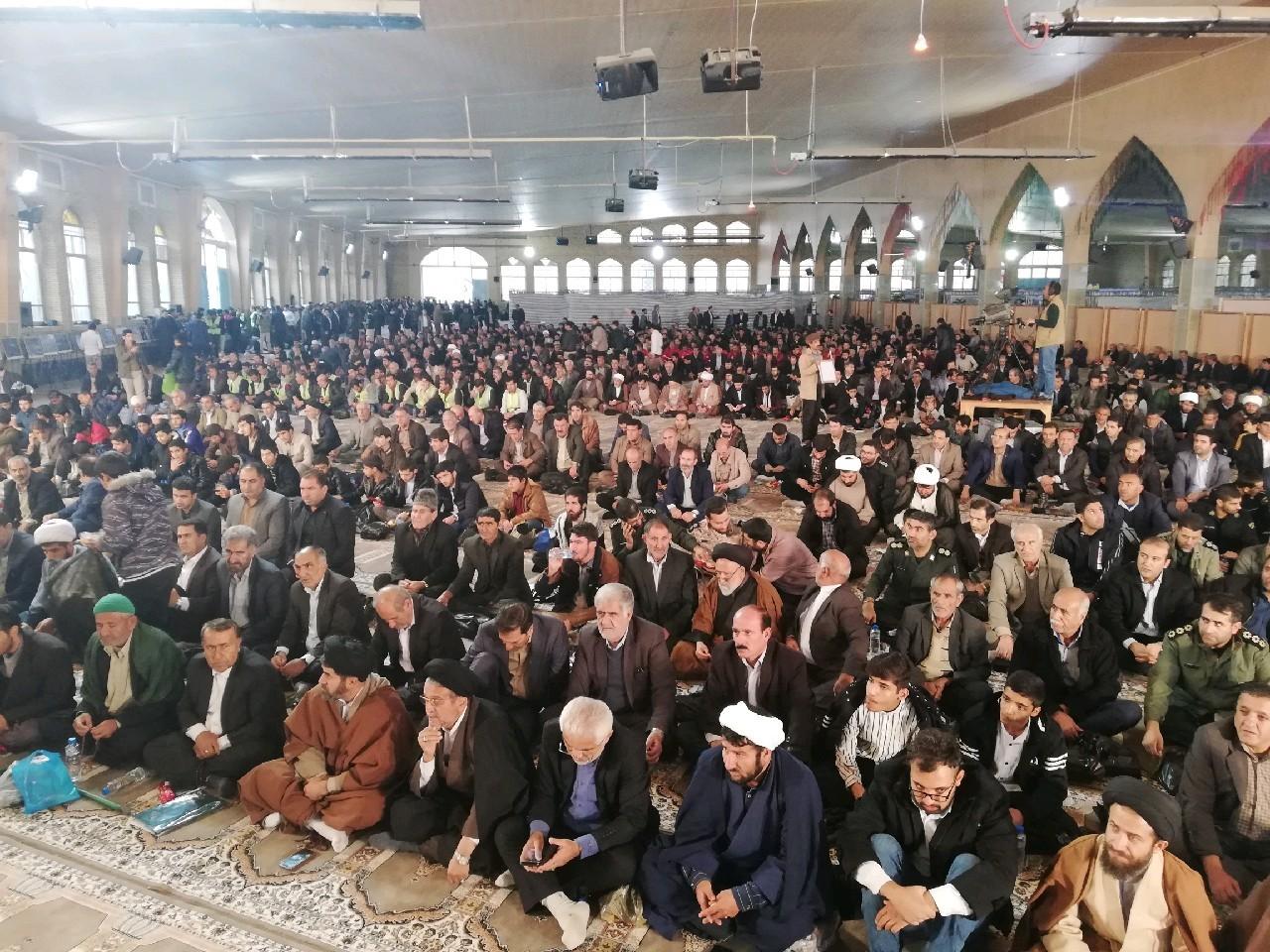 بیانات در ششمین سالگرد عروج ملکوتی عالم مجاهد آیت الله سید کرامت الله ملک حسینی در یاسوج