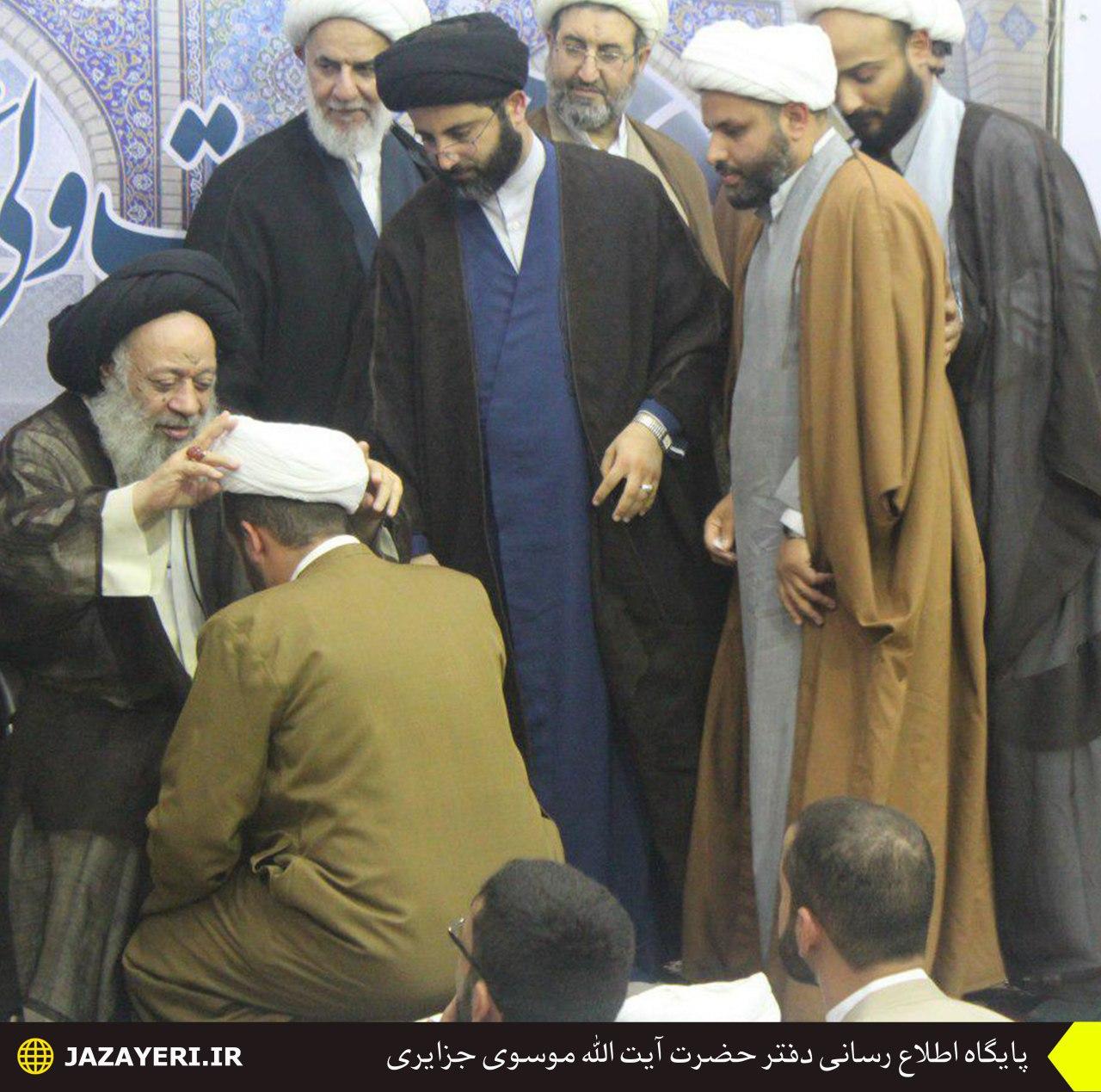 بیانات در مراسم عمامهگذاری و افتتاحیه ساختمان مدرسه علمیه سطح ۳ سفیران هدایت حضرت ولیعصر(عج)