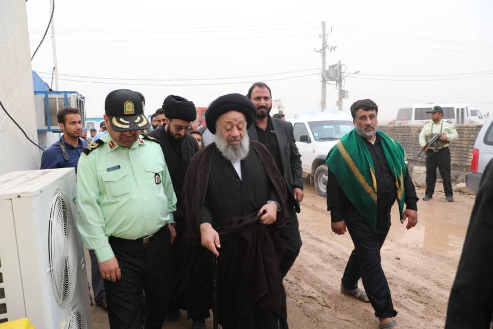مصاحبه آیت الله موسوی جزایری با پایگاه خبری پلیس