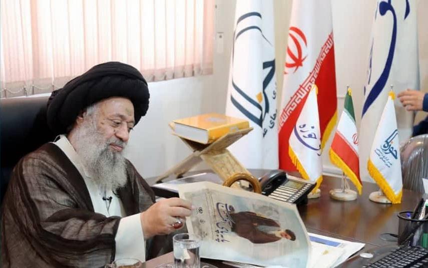 تقدیر از ورود رسانه حوزه به دغدغه های اجتماعی / بین ماندن در خوزستان و آمدن به قم مردد بودم